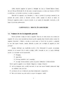 Managementul Riscului în Asigurări - Pagina 4