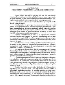 Procesul Tehnologic de Obținere a Șuncii - Pagina 1