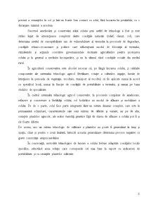 Avantaje si Dezavantaje ale Tehnologiilor Neconventionale Comparate cu Tehnologia Clasica de Prelucrare a Solului - Pagina 5
