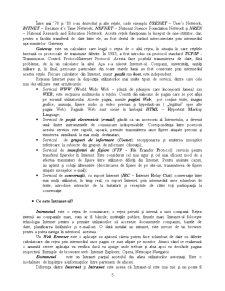 Internet - Mediu de Comunicare Globală - Pagina 5
