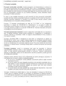 Principii Contabile - Pagina 1