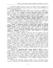 Analiza și Reproiectarea Sistemului Organizatoric al Primăriei Sectorului 2 - Pagina 5
