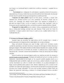 Plan de Campanie PR - Pagina 2