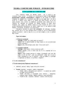 Teoria Comunicării Publice - Pagina 2