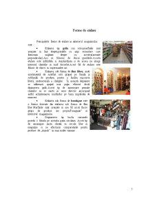 Etalarea în Interiorul Magazinului - Pagina 5