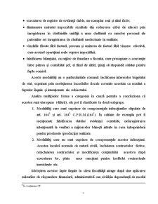 Analiza Juridico-Penala a Evaziunii Fiscale in Republica Moldova - Pagina 5