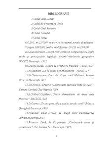 Cauze Legale de Revocare a Donatiilor - Pagina 1