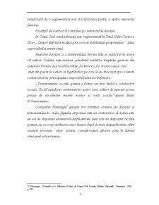 Cauze Legale de Revocare a Donatiilor - Pagina 5