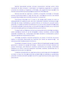 Tehnologii de Procesare a Informației Economice în Sisteme Informatice - Pagina 5
