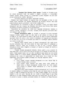 Drept Internațional Public I - Pagina 5