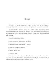 Studiul asupra Tehnologiei de Construție și Fabricație a Mașinilor Electrice Asincrone cu Rotor în Scurtcircuit - Pagina 5