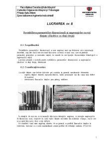 Restabilirea Parametrilor Dimensionali ai Angrenajelor cu Roți Dințate Cilindrice cu Dinți Drepți - Pagina 1