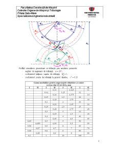 Restabilirea Parametrilor Dimensionali ai Angrenajelor cu Roți Dințate Cilindrice cu Dinți Drepți - Pagina 2