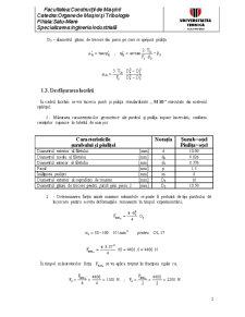 Determinarea Coeficienților de Frecare la Asamblărilor cu Șuruburi - Pagina 2