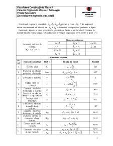 Restabilirea Parametrilor Dimensionali ai Angrenajelor Melcate Cilindrice - Pagina 3