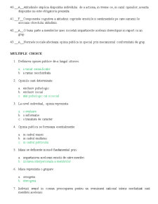 Grila Master MCRP - Psihosociologia Comunicarii - Pagina 3