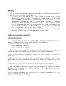 Sisteme de Numerotație - Pagina 1