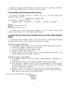 Sisteme de Numerotație - Pagina 2