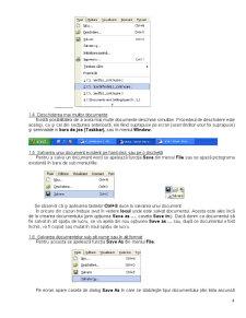 Curs de Informatica - Pagina 4