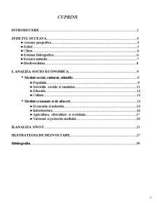 Politica Rurala a Judetului Suceava - Pagina 1