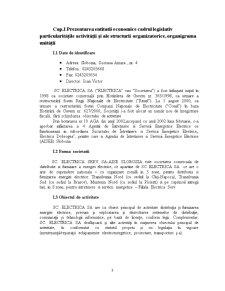 Practica SC Electrica SA - Pagina 3