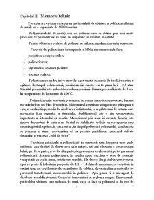Tehnologia Monomerilor și Polimerilor - Pagina 5