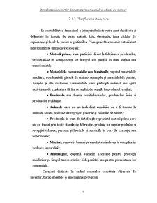 Contabilitatea Stocurilor de Materii Prime, Materiale și Obiecte de Inventar - Pagina 2