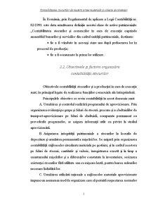 Contabilitatea Stocurilor de Materii Prime, Materiale și Obiecte de Inventar - Pagina 3