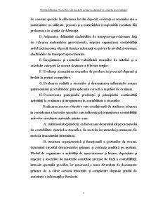 Contabilitatea Stocurilor de Materii Prime, Materiale și Obiecte de Inventar - Pagina 4