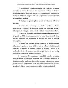 Contabilitatea Stocurilor de Materii Prime, Materiale și Obiecte de Inventar - Pagina 5