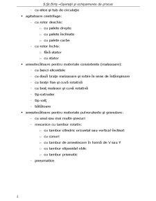 Operații și Echipamente de Proces - Pagina 4