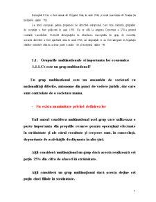 Contabilitatea Grupurilor Multinationale - Pagina 5