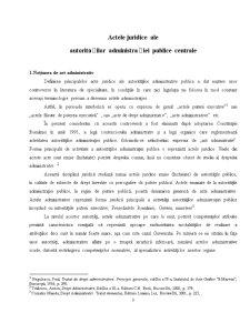 Actele Juridice ale Autorităților Administrației Publice Centrale - Pagina 3