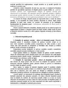 Drept Penal Roman - Note de Curs - Pagina 4