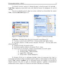 Procesorul de Texte Word - Pagina 3