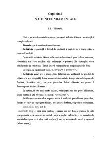 Chimie Anorganică - Pagina 1