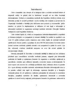 Subsistem Informatic privind Automatizarea Evidenței Situației Demografice în Cadrul Direcției Sănătate Publică din Județul Ungheni - Pagina 4
