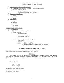 Determinarea Compozitiei Chimice a Nutreturilor - Pagina 1