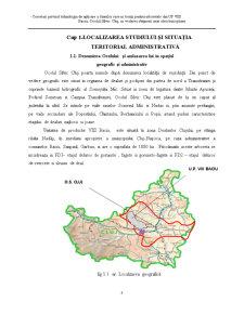 Cercetari Privind Tehnologia de Aplicare a Taierilor Rase in Benzi pentru Arboretele din UP VIII Baciu, Ocolul Silvic Cluj, in Vederea Obtinerii unei Structuri Optime - Pagina 3