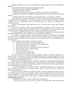 Psihopedagogie - Deficienti de Intelect - Pagina 2