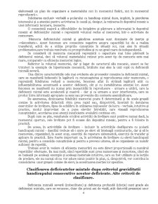 Psihopedagogie - Deficienti de Intelect - Pagina 4