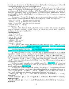 Psihopedagogie - Deficienti de Intelect - Pagina 5