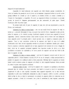 Asigurarea de Persoane - Pagina 4