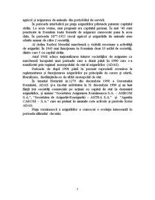 Piata Asigurarilor in Romania - Evolutii si Perspective in Contextul Crizei Economice - Pagina 4