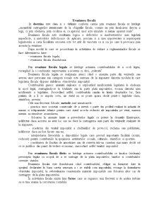 Evaziune Fiscala - Pagina 1