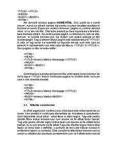 Comunicatii Internet - Pagina 2