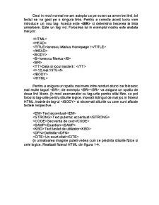 Comunicatii Internet - Pagina 4