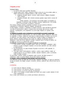 Obligatia de Predare a Lucrului Vandut - Pagina 2