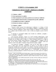 Modalitati de Structurare a Discursurilor, Expunerilor si-sau a Alocutiunilor - Pagina 1