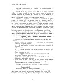 Cursuri Drept Civil - Pagina 2